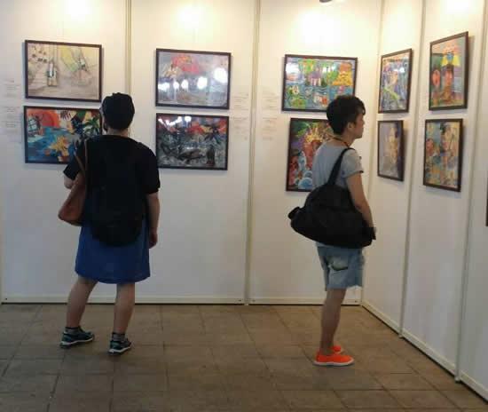 104台北書展現場-★優選作品展出★2